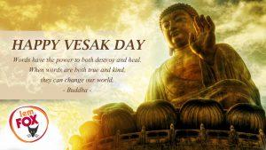 Vesak Day Greeting